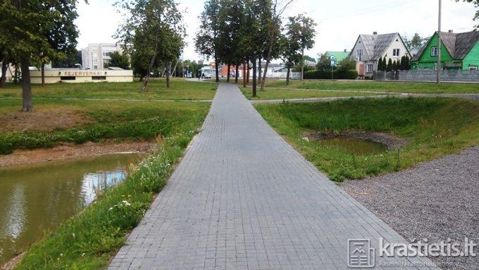 Raseinių Maironio parkas