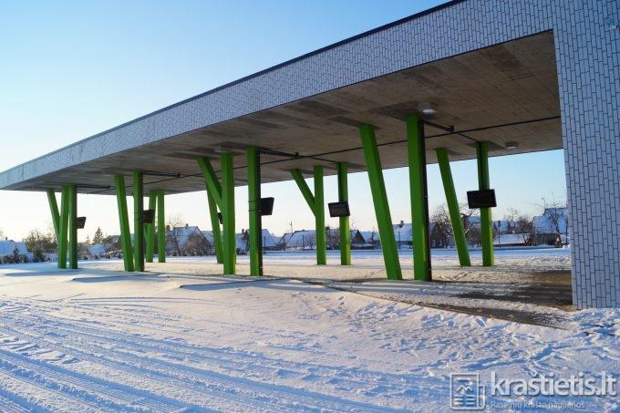 Raseinių autobusų stotis