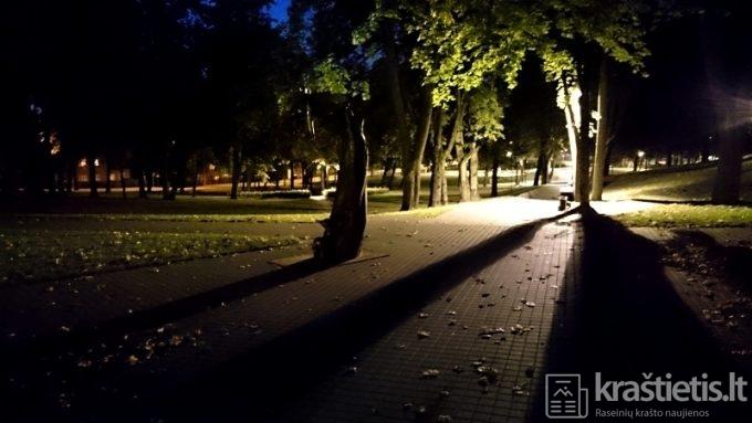 Misto parkas