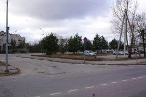 Raseinių stoties sklypas