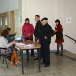 Prabaudos rinkimų apylinkė