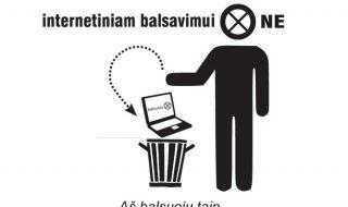 balsavimui-ne