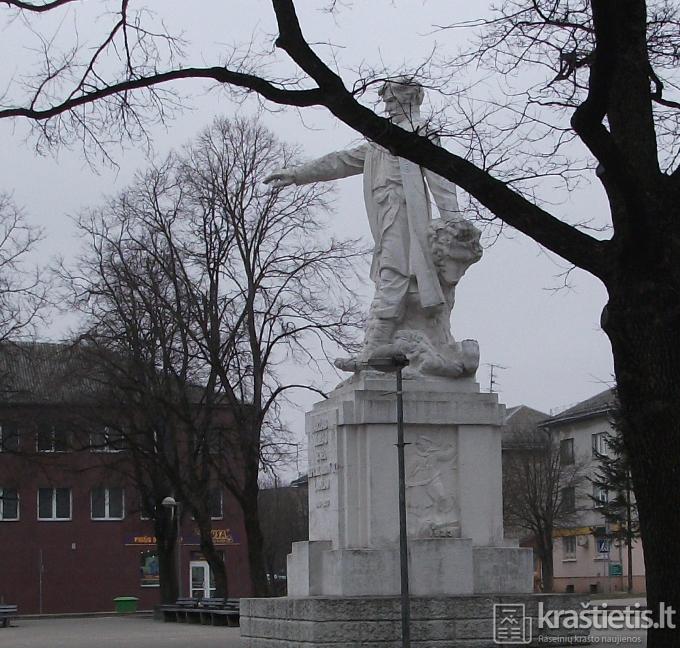 Žemaičio paminklas