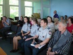 policijos susitikimas
