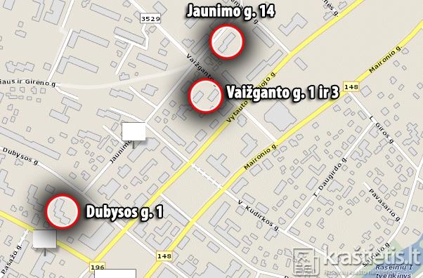 maps.lt žemėlapis